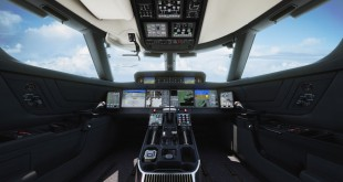 Gulfstream-Honeywell-Flight-deck