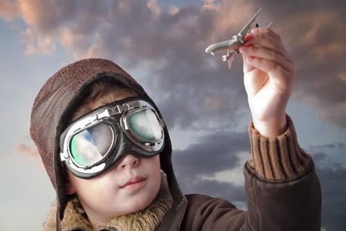 child-pilot